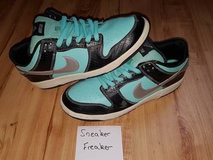 """Dunk Low Pro <strong>SB</strong> """" Tiffany"""" - photo 1/5"""