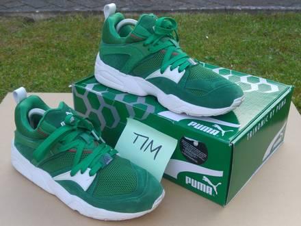 Puma - Trinomic Blaze of Glory - Green Pack - photo 1/7