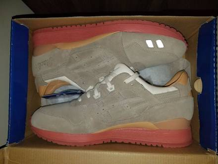 "Asics Gel Lyte III x Packers ""Dirty Buck"" Size 8 US - photo 1/5"