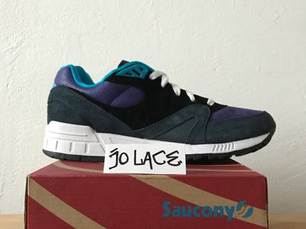 Hanon x <strong>Saucony</strong> Shadow Master 'The Midnight Runner' US8 *DS* - photo 1/5