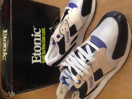 1992 Etonic Roadworker vintage sneakers size US7D EUR39.5 - photo 1/5