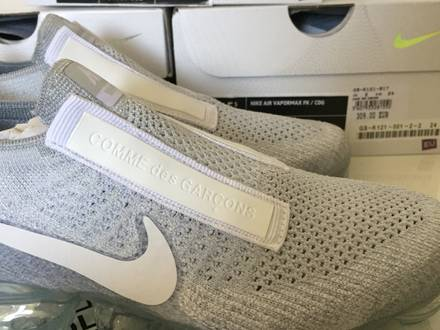 Nike Air Vapormax FK x CDG/<strong>Comme</strong> <strong>Des</strong> Garçons MULTIPLE SIZE - photo 1/6
