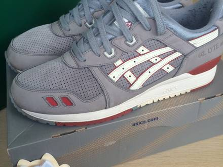 Asics gl 3 X Hal mortar - photo 1/6