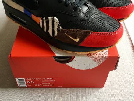 300 EUR!!! OFFER! AIR MAX MASTER NEW 8.5 - photo 2/5