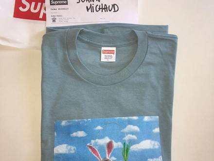 Supreme Mike Hill Runner Tee - photo 1/5