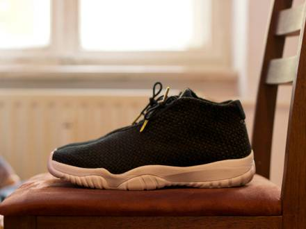 <strong>Nike</strong> Air Jordan Future '<strong>Oreo</strong>' US 11 EUR 45 - photo 1/5