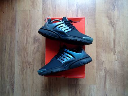 <strong>Nike</strong> <strong>Air</strong> <strong>Presto</strong> from 2002 vintage rare heat - photo 1/8