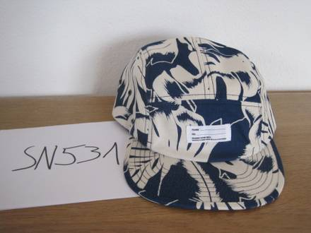 Maiden Noir 5-Panel Camp Cap - photo 1/5