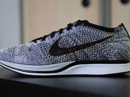<strong>Nike</strong> Flyknit Racer <strong>Oreo</strong> 1.0 / 42,5 US.9 / NEU - photo 1/6
