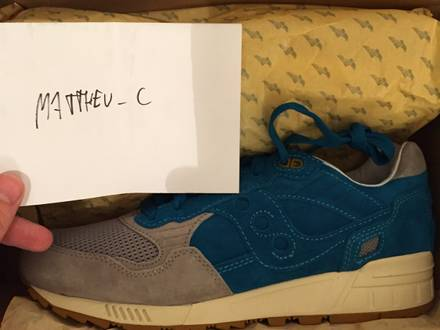 <strong>Saucony</strong> Shadow 5000 Teal 9,5 US - photo 1/6