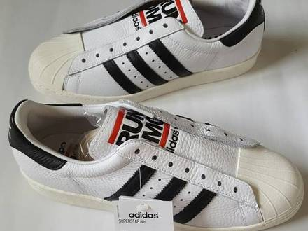 "Adidas Superstar 80's ""Run Dmc"" us 9 / 42.5 - photo 1/5"