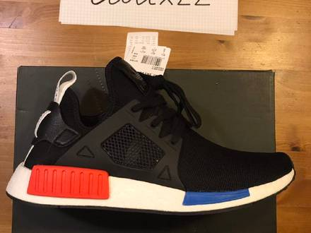 <strong>ADIDAS</strong> <strong>NMD</strong> <strong>XR1</strong> - US 9 - photo 1/7