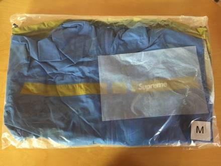Supreme Taped Seam Jacket Light Blue - photo 1/5
