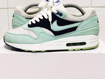 31822da3a9b ... Nike air max 1 quotmint candyquot - uk 7 us 8 - supreme .