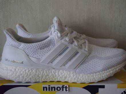 <strong>Adidas</strong> <strong>Ultra</strong> <strong>Boost</strong> M 2.0 <strong>Triple</strong> <strong>White</strong> AQ5929 - photo 1/7
