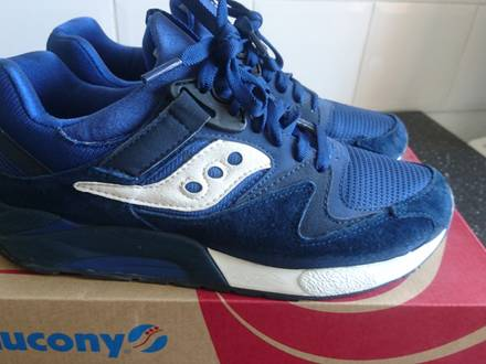 <strong>Saucony</strong> Grid 9000 White River - photo 1/8