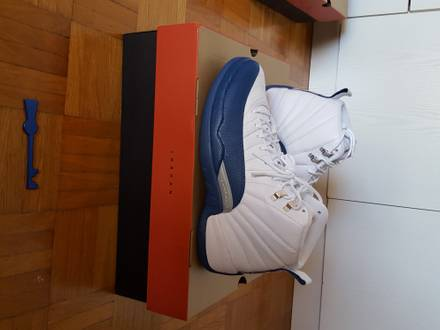Jordan Air Jordan 12 French Blue - photo 1/5