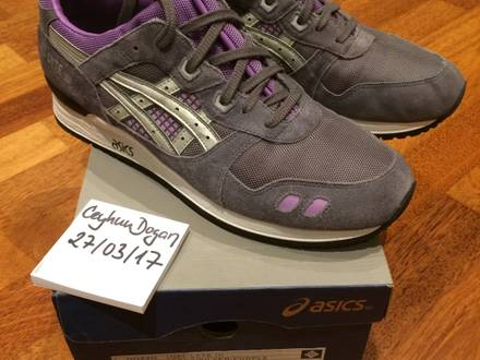 Asics Solebox Gel Lyte 3 The Sun unbranded - photo 1/5