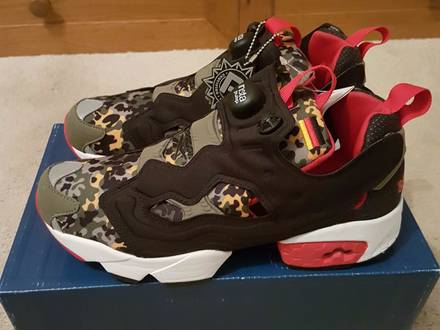 REEBOK PUMP FURY X SOLEBOX - photo 1/5