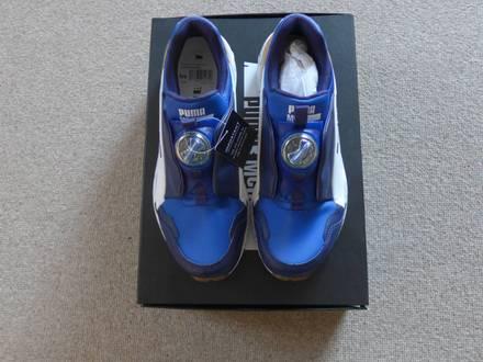 Puma x Alexander McQueen Disc Blaze - Blue - photo 1/8