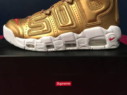 <strong>Supreme</strong> X Nike <strong>Uptempo</strong> - photo 1/6