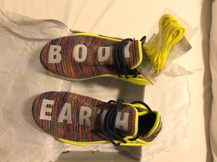 NMD Human Race Trail Multi Color Size UK 8, US 8.5 - photo 1/7