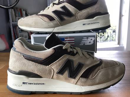 New Balance 997 explore by sea made in USA - photo 1/5