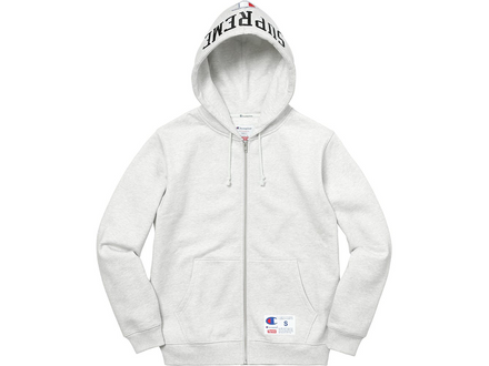 Supreme x Champion Arc Logo Zip Up Size L - photo 1/5