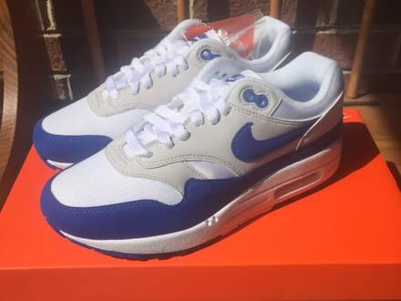 quality design 93ebb a8b27 ... Nike air max 1 Anniversary sport royal blue - photo 1 7 ...