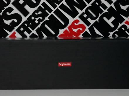 Nike x <strong>SUPREME</strong> Air MORE <strong>UPTEMPO</strong> -- SUPTEMPO - photo 1/7