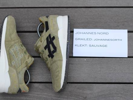 Asics x Footpatrol Gel Lyte 3 Squad - photo 1/5