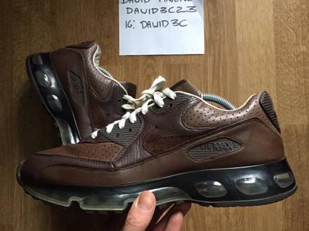 Nike Air Max 90 One time only Baroq brown - photo 1/5