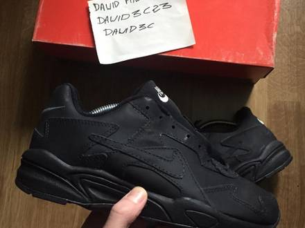 Nike Air Proton 94 all black - photo 1/8