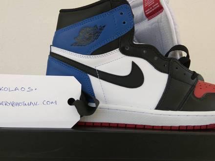 Nike Air Jordan 1 TOP 3 (Three) US 8.5 / EU 42 (555088-026) - photo 1/8