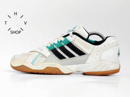 Adidas EQT Indoor Low Equipment vintage 1996 90s kicks sneakers trainers - photo 1/8