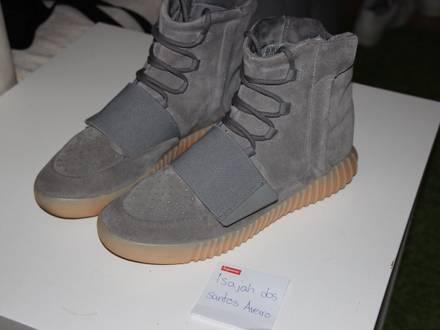 Adidas Yeezy Boost 750 Grey Gum - photo 1/8