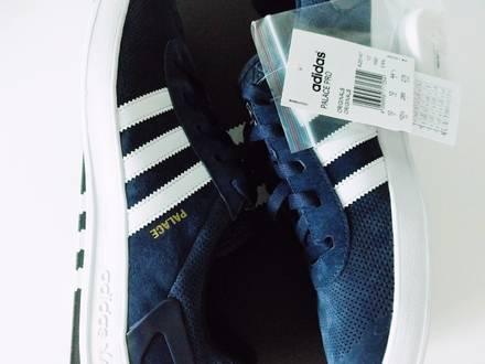 Adidas Originals Palace Pro - Night Indigo - photo 1/5