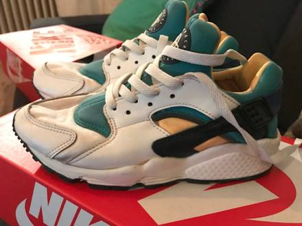 <strong>Nike</strong> <strong>Air</strong> Huarache Vintage OG 1991 EU 38 US 5.5 UK 5 - photo 1/5