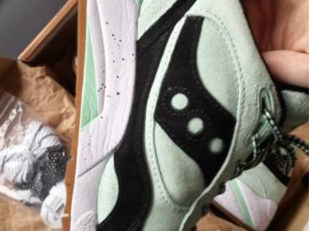 """<strong>Saucony</strong> Scoops g9 shadow 6 """"mint""""   eu 45 / us 11 - photo 1/7"""