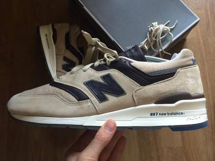 Premium New Balance M997 Made in USA - photo 1/5