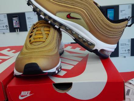 Nike Air Max 97 OG Gold - photo 1/5