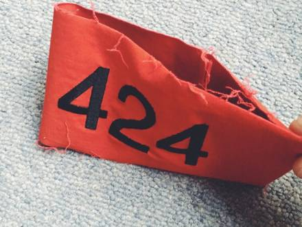 424 ARM BAND (RARE DEADSTOCK) - photo 1/3
