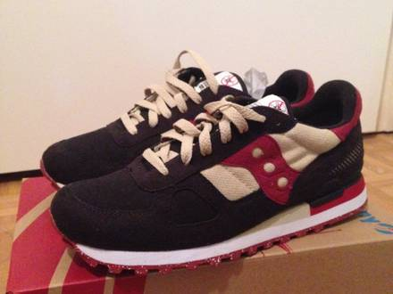 Bait x <strong>Saucony</strong> Cruel World 2 - photo 1/5