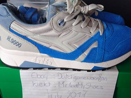 <strong>Diadora</strong> N9000 Double L US11 DS - photo 1/5