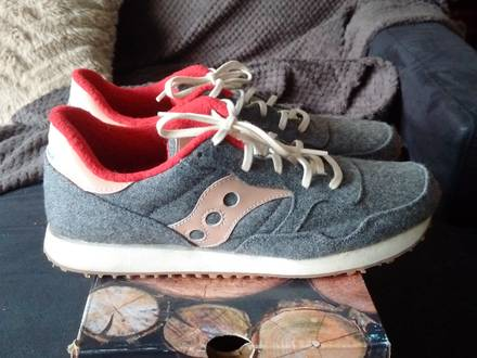 <strong>Saucony</strong> Lodge Pack grey - photo 1/7