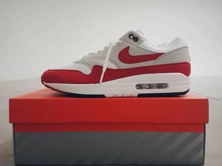 Nike air max 1 OG Anniversary RED - photo 1/7