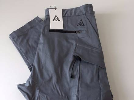 NikeLab ACG Cargo Pant Cool Grey (Size: M) // NEW&UNWORN - photo 1/5