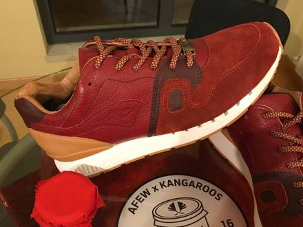 "KangaROOS x Afew Omnicoil II ""Jelly"" - photo 2/5"