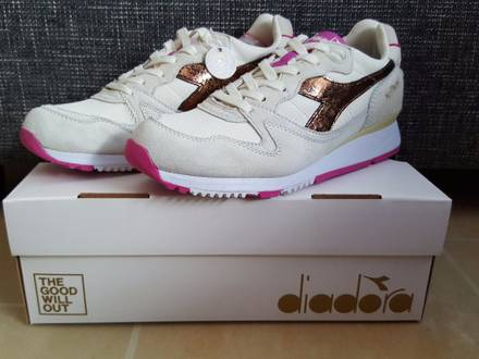 The Good Will Out x <strong>Diadora</strong> V7000 - Caligula - photo 1/6