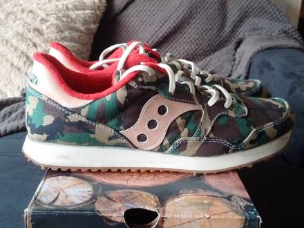 <strong>Saucony</strong> Lodge Pack camo - photo 1/7